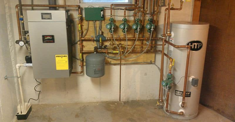 What Is the Difference Between a Direct and Indirect Water Heater?